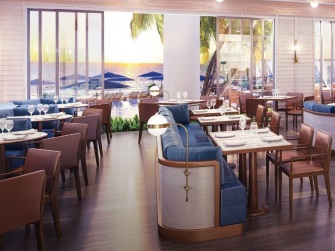 Four Seasons Oceanfront Dining